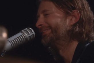 Radiohead's The King of Limbs: From the Basement Streaming on YouTube For First Time
