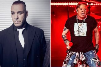 Rammstein and Guns N' Roses Both Call Off European Tours Due to COVID-19 Pandemic
