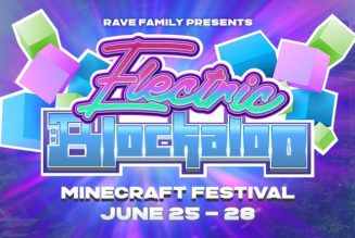 Rave Family to Host Star-Studded Digital Festival, Electric Blockaloo, in Minecraft with Diplo, Jauz, Getter, and More