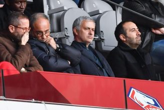 Report: Mourinho's top target ready to move with Spurs boss 'optimistic about completing signing'