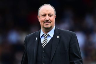 Report names the player Rafael Benitez would love to manage at Newcastle United
