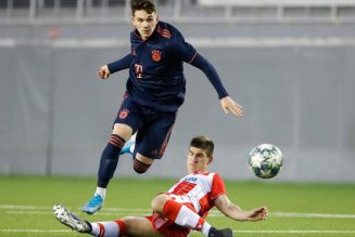 Report: Tottenham have made an enquiry for Bayern Munich prospect