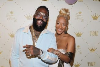 Rick Ross Is The Father Of Ex Briana Camille's Kids, DNA Test Says He's The Papi