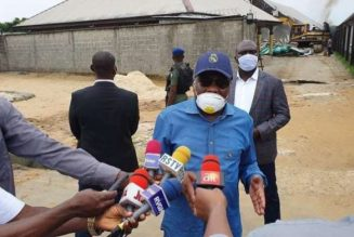 Rivers governor demolishes two hotels for flouting lockdown order