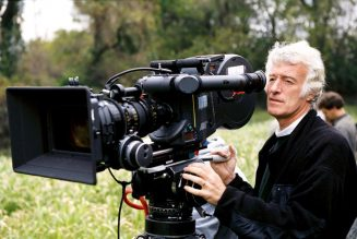 Roger Deakins and Wife Launch New Filmmaking Podcast