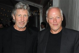 "Roger Waters Chides David Gilmour Over Pink Floyd Ownership Claims: ""Just Change the Name of the Band to Spinal Tap"""