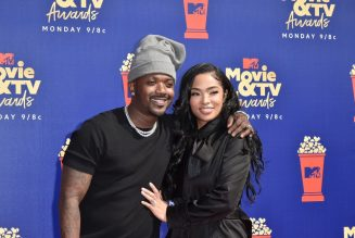 She Quit It First: Princess Love Files For Divorce From Ray J
