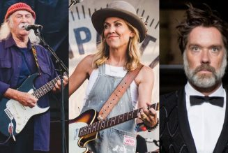 Sheryl Crow, Rufus Wainwright, David Crosby to Play Joe Biden's Virtual Fundraiser