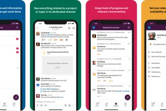Slack's redesigned Android and iOS apps are live now