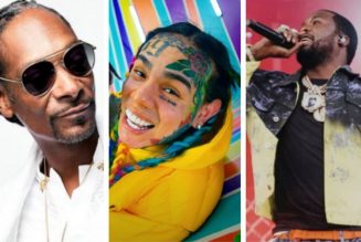 Snoop Dogg and Meek Mill Blast Tekashi 6ix9ine After Post-Prison Song