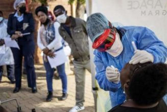 South Africa's mass testing hits limits as virus spreads