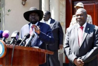 South Sudan rivals face fresh feud over control of states
