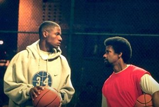 Spike Lee and Ray Allen Working on He Got Game 2