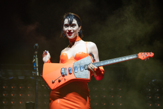 "St. Vincent Shares New Song ""The Eddy"" From Damien Chazelle's Netflix Series: Stream"