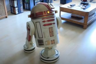 Star Wars Fan Turns Roomba Into Working R2-D2 and Reveals His Jedi Secrets: Watch
