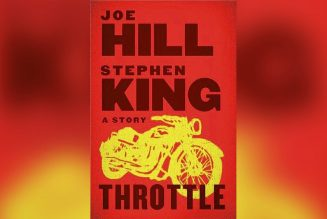 Stephen King and Joe Hill's Throttle Heading to HBO Max
