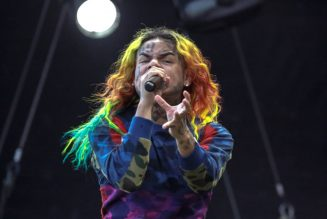 Tekashi Snitch9ine Announces He'll Be Going Live On IG This Friday