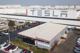 Tesla has already started making cars again at its California factory