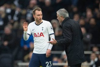 'That is the truth' – Eriksen stands by claim that got some Tottenham fans angry