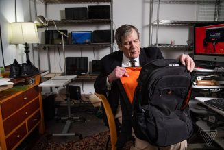 The maker of the failed iBackPack agrees to never use crowdfunding again