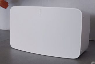 The new Sonos Five looks and sounds identical to the Play:5 it's replacing