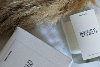 These Zara Candles Were Created by Jo Malone, and They're Only £16