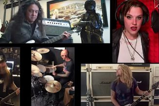 """Thin """"Lzzy"""": Halestorm, Judas Priest, and Alice in Chains Members Rock Thin Lizzy's """"Bad Reputation"""": Watch"""