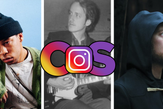 This Week on Consequence of Sound's Instagram: Cage the Elephant, Rogue Wave, KennyHoopla