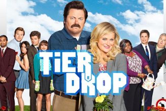Tier Drop Ranks Parks and Recreation Characters on Twitch