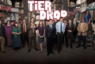 Tier Drop Ranks The Office Characters on Twitch