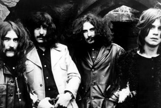 """Tony Iommi: It """"Would Be Good"""" to Play More Black Sabbath Shows"""