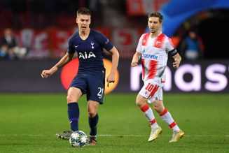 Tottenham Hotspur prepared to sell 22-year-old star for just £8m: report