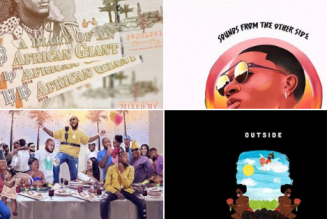 Two Burna Boy Projects Top Spotify's 'Most Streamed African Albums' Ahead of Davido & Wizkid