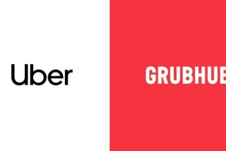 Uber is trying to buy Grubhub