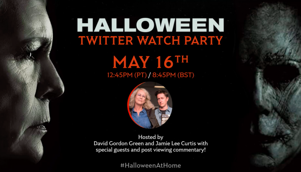 Universal's Watch Party Series to Kickoff With Halloween Hosted by Jamie Lee Curtis
