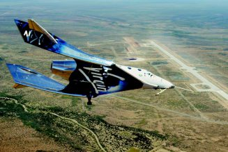 Virgin Galactic lost $60 million in first quarter, announces new NASA partnership for supersonic tech