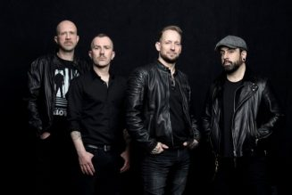 VOLBEAT's 'Seal The Deal & Let's Boogie' Certified Five Times Platinum In Denmark