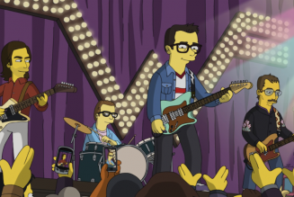 Weezer to Appear on The Simpsons and Will Debut a New Song