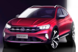 What's a Nivus? Volkswagen Debuts Stylish, Coupe-Like Small Crossover