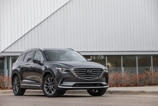 What's New On the 2020 Mazda CX-9?
