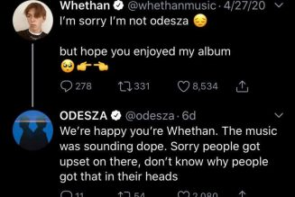 Whethan Announces Forthcoming Mix for ODESZA's Foreign Family Collective