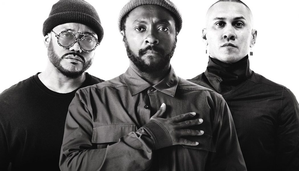 Will.i.am Promises the New Black Eyed Peas Album is 'On Some Next Level-ness': Exclusive
