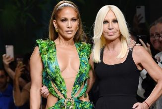 You Can Now Buy THAT J-Lo Green Versace Dress