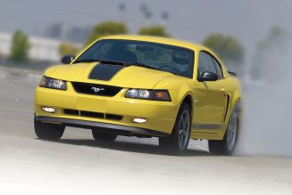 2003 Ford Mustang Mach 1 Retro Review: Shake 'n Bake