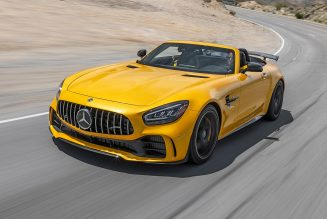 2020 Mercedes-AMG GT R Roadster First Drive: Same Power, Less Top
