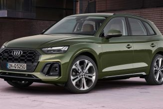 2021 Audi Q5 First Look: Audi Refines Its Compact Crossover