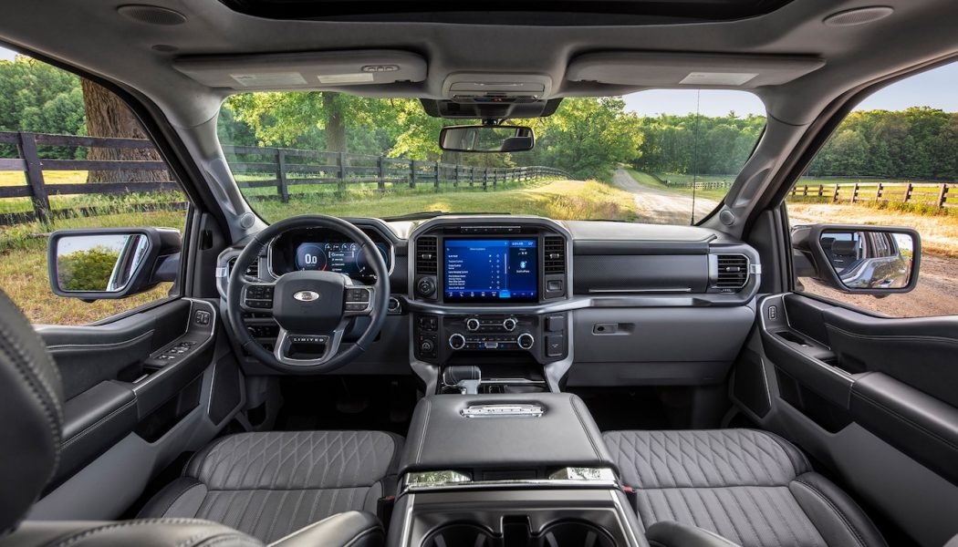 2021 Ford F-150 By the Numbers
