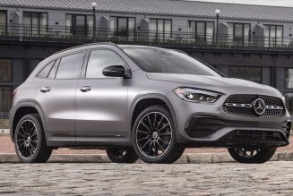 2021 Mercedes-Benz GLA Starts at $37,280—$1,755 More Than Before