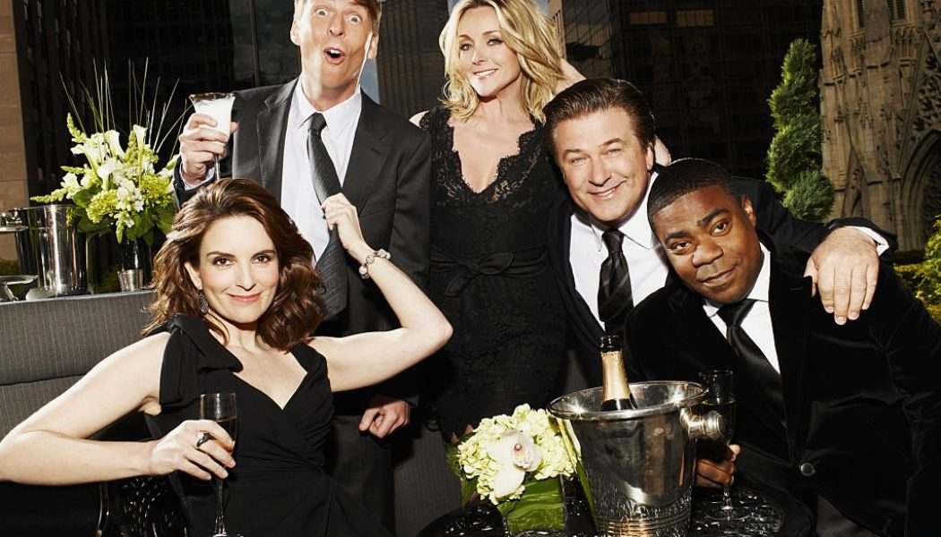 '30 Rock' Pulls Blackface Episodes From All Streaming Services, Reruns