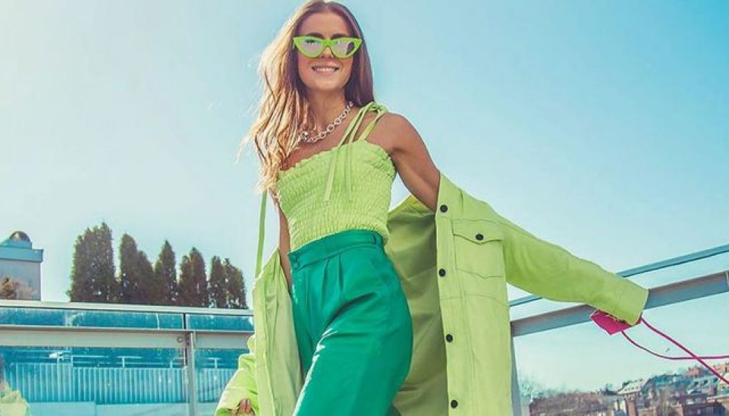 6 Influencers Who Inspire Me to Wear More Colour